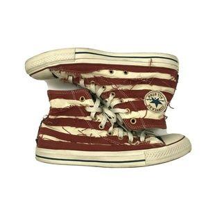 Converse Chuck Taylors Shoes American Flag
